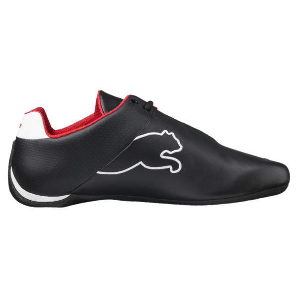 Ferrari Future Cat OG Trainers, Black-White-Black, large