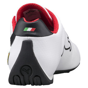 Thumbnail 4 of Ferrari Future Cat OG Trainers, White-Black-Rosso Corsa, medium