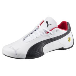 Thumbnail 1 of Ferrari Future Cat OG Sneaker, White-Black-Rosso Corsa, medium