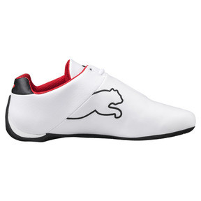 Thumbnail 3 of Ferrari Future Cat OG Trainers, White-Black-Rosso Corsa, medium