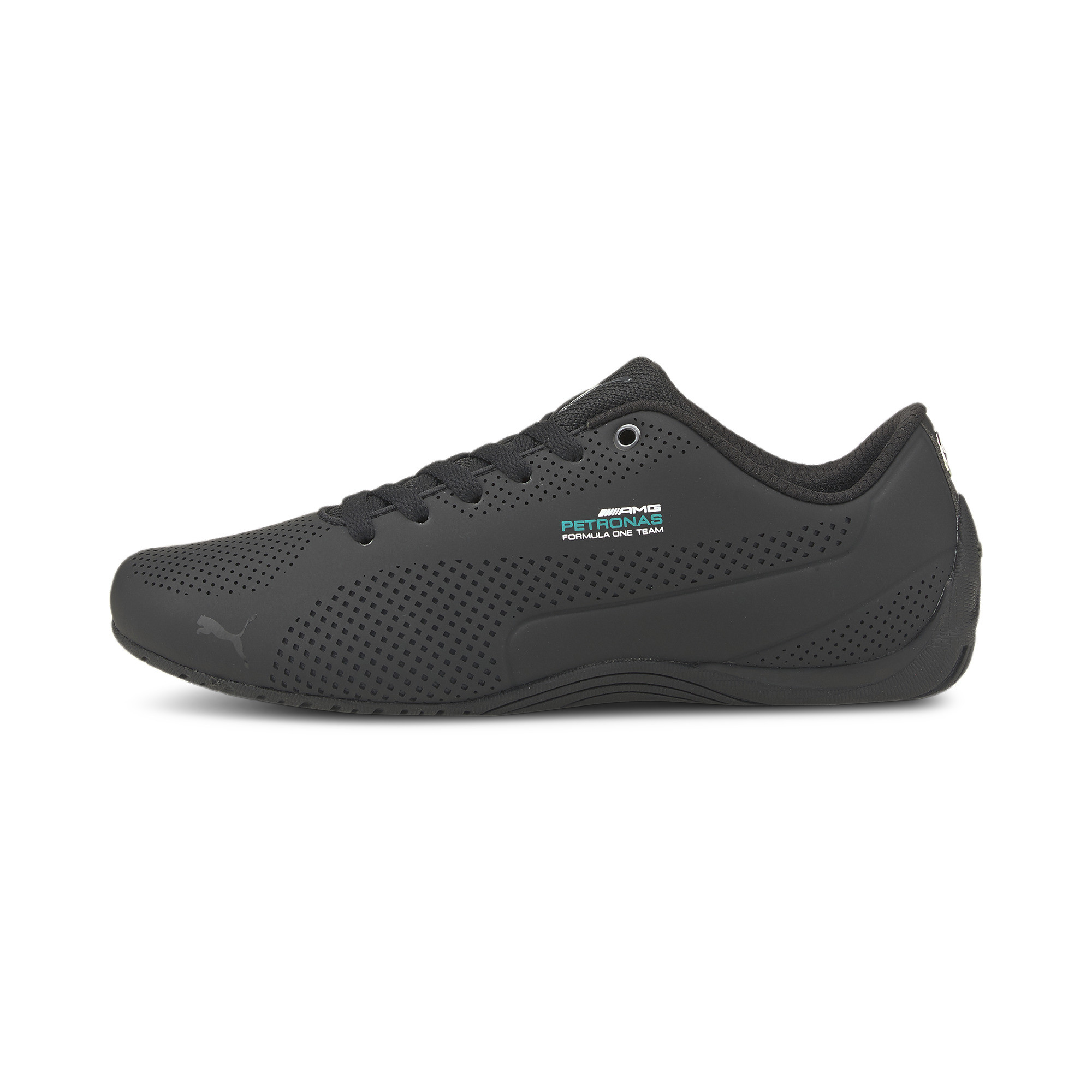 PUMA-MERCEDES-AMG-PETRONAS-Drift-Cat-Ultra-Sneaker-Unisex-Schuhe-Neu Indexbild 4
