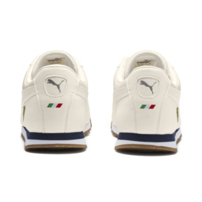 Thumbnail 4 of Scuderia Ferrari Roma Men's Sneakers, Whisper White-Whisper White, medium