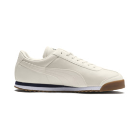 Thumbnail 5 of Scuderia Ferrari Roma Men's Sneakers, Whisper White-Whisper White, medium