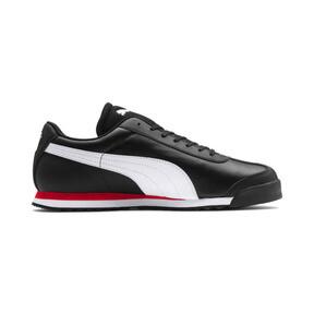 Miniatura 6 de Zapatos deportivos Scuderia Ferrari Roma para hombre, Black-White-Rosso Corsa, mediano
