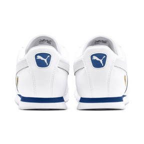 Thumbnail 5 of Scuderia Ferrari Roma Men's Sneakers, White-White-Galaxy Blue, medium