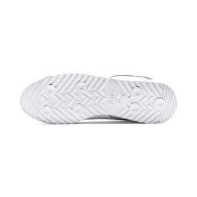 Thumbnail 4 of Scuderia Ferrari Roma Men's Sneakers, White-White-Galaxy Blue, medium