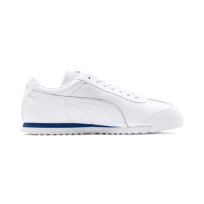 Thumbnail 6 of Scuderia Ferrari Roma Men's Sneakers, White-White-Galaxy Blue, medium