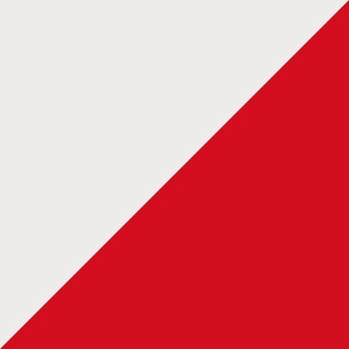 rosso corsa-white-black