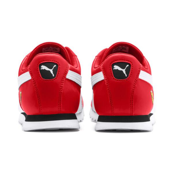 Scuderia Ferrari Roma Men's Sneakers, Rosso Corsa-White-Black, large