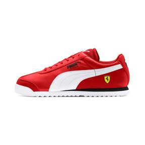 Thumbnail 1 of Scuderia Ferrari Roma Men's Sneakers, Rosso Corsa-White-Black, medium
