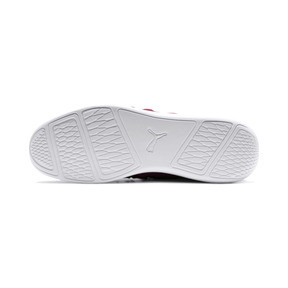 Thumbnail 3 of Scuderia Ferrari Evo Cat Shoes, Pomegranate-Bossa Nova-Wht, medium