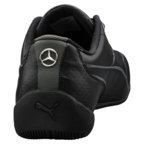 Thumbnail 4 of MERCEDES AMG PETRONAS Motorsport Drift Cat 7 Trainers, Puma Black-Puma Black, medium