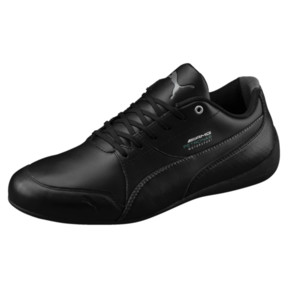 Thumbnail 1 of MERCEDES AMG PETRONAS Motorsport Drift Cat 7 Trainers, Puma Black-Puma Black, medium