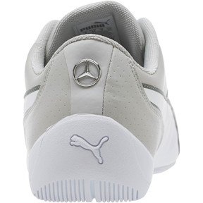 Thumbnail 4 of Mercedes AMG Petronas Motorsport Drift Cat 7 Shoes, M. Tm Slvr-Wht-Laurel Wreath, medium