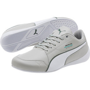 Thumbnail 2 of Mercedes AMG Petronas Motorsport Drift Cat 7 Shoes, M. Tm Slvr-Wht-Laurel Wreath, medium