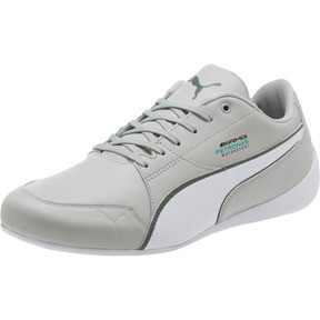 Thumbnail 1 of Mercedes AMG Petronas Motorsport Drift Cat 7 Shoes, M. Tm Slvr-Wht-Laurel Wreath, medium