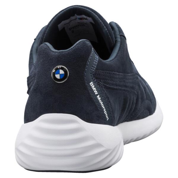 BMW Motorsport Speed Cat Evo Trainers, Team Blue-Puma White, large