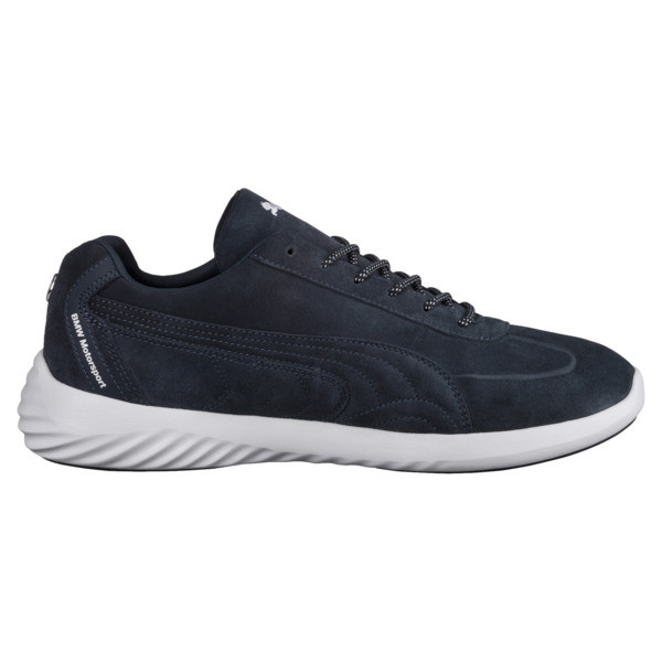 BMW Motorsport Speed Cat Evo Sneakers, Team Blue-Puma White, large