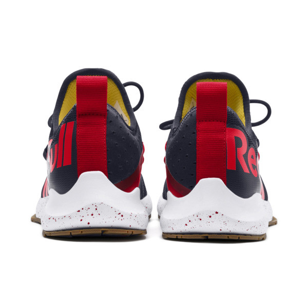 Red Bull Racing Evo Cat II Trainers, NIGHT SKY-Chinese Red, large