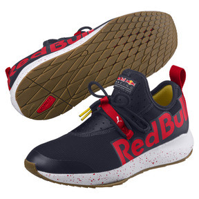 Thumbnail 2 of Red Bull Racing Evo Cat II Shoes, NIGHT SKY-Chinese Red, medium