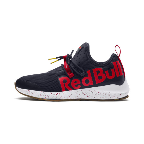 Red Bull Racing Evo Cat II Shoes, NIGHT SKY-Chinese Red, large