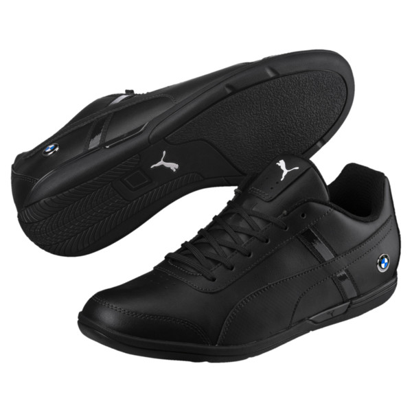 BMW M Motorsport MCH II Trainers, Anthracite-Anthracite, large