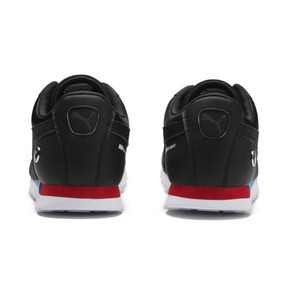 Thumbnail 3 of BMW MMS Roma Men's Sneakers, Puma Black-Puma Black, medium