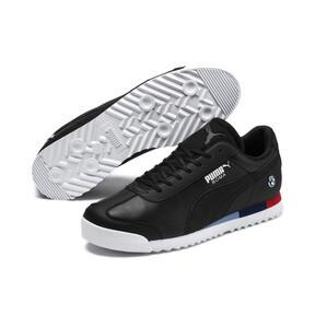 Thumbnail 2 of BMW MMS Roma Men's Sneakers, Puma Black-Puma Black, medium