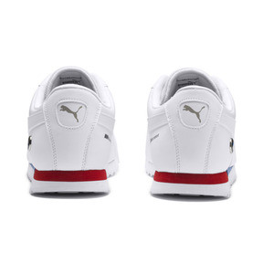 Thumbnail 3 of BMW MMS Roma Men's Trainers, Puma White-Puma White, medium