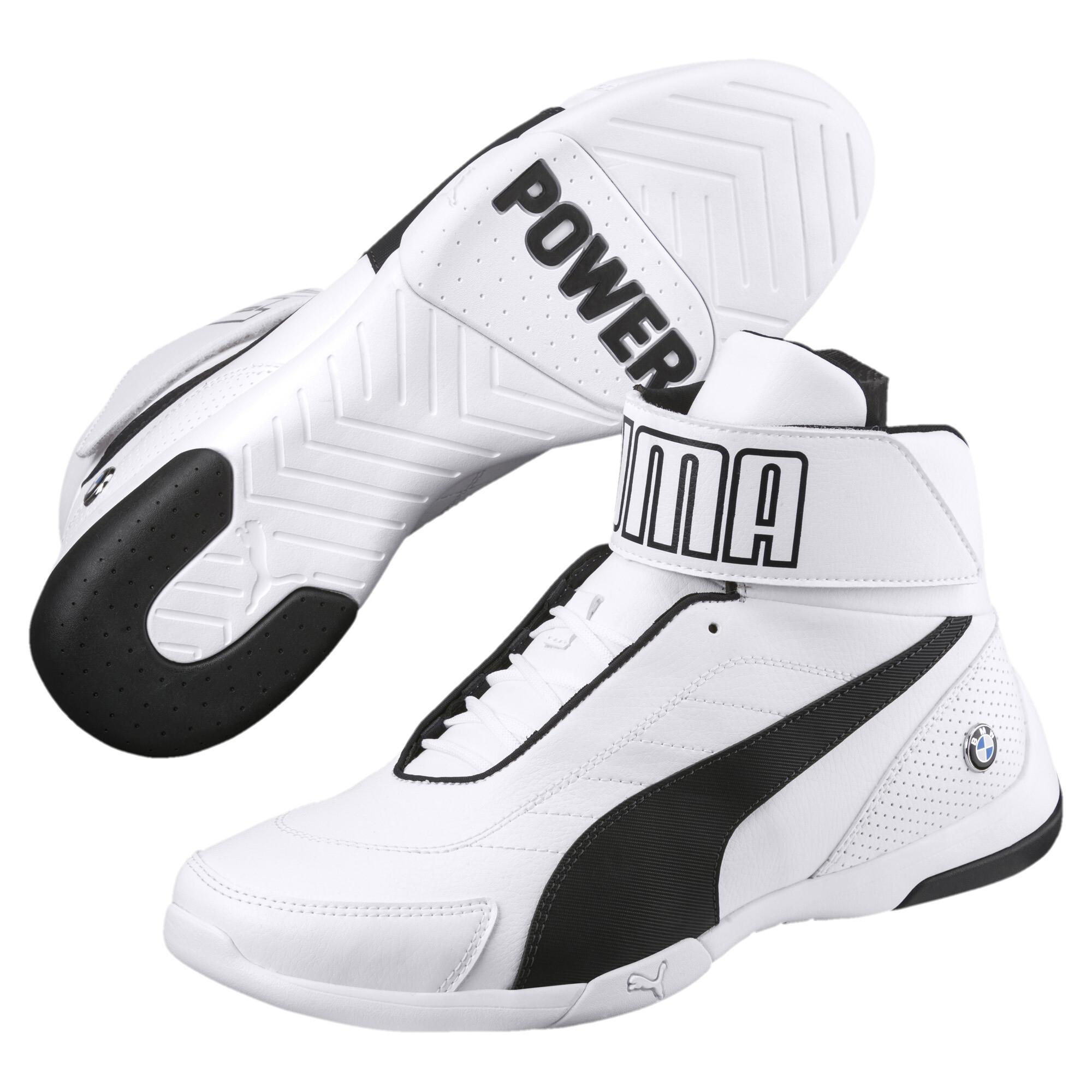 23dee27d89 Details about PUMA BMW M Motorsport Kart Cat III Mid Men's Shoes Men Mid  Boot Auto