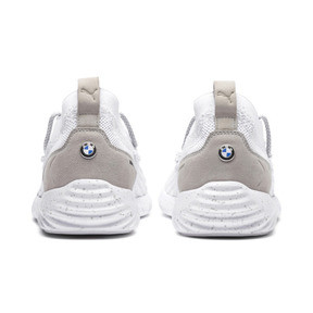 Thumbnail 4 of BMW M Motorsport SpeedCat Fusefit Trainers, Puma White-Gray Violet, medium