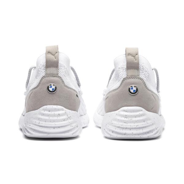 Zapatillas BMW M Motorsport SpeedCat Fusefit, Puma White-Gray Violet, grande