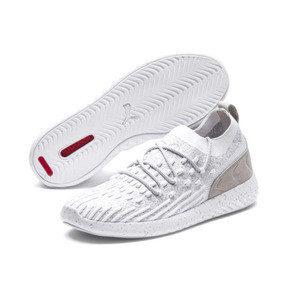 Thumbnail 2 of BMW M Motorsport SpeedCat Fusefit Trainers, Puma White-Gray Violet, medium