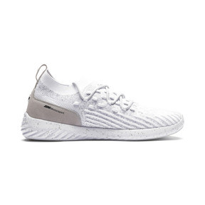 Thumbnail 5 of BMW M Motorsport SpeedCat Fusefit Trainers, Puma White-Gray Violet, medium