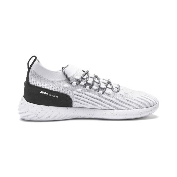 BMW MMS SpeedCat FUSEFIT Sneakers, Puma White-Asphalt-PumaWhite, large