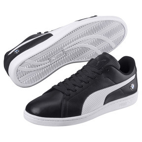 Thumbnail 2 of BMW M Motorsport Court Perf Sneakers, Anthracite-Puma White, medium