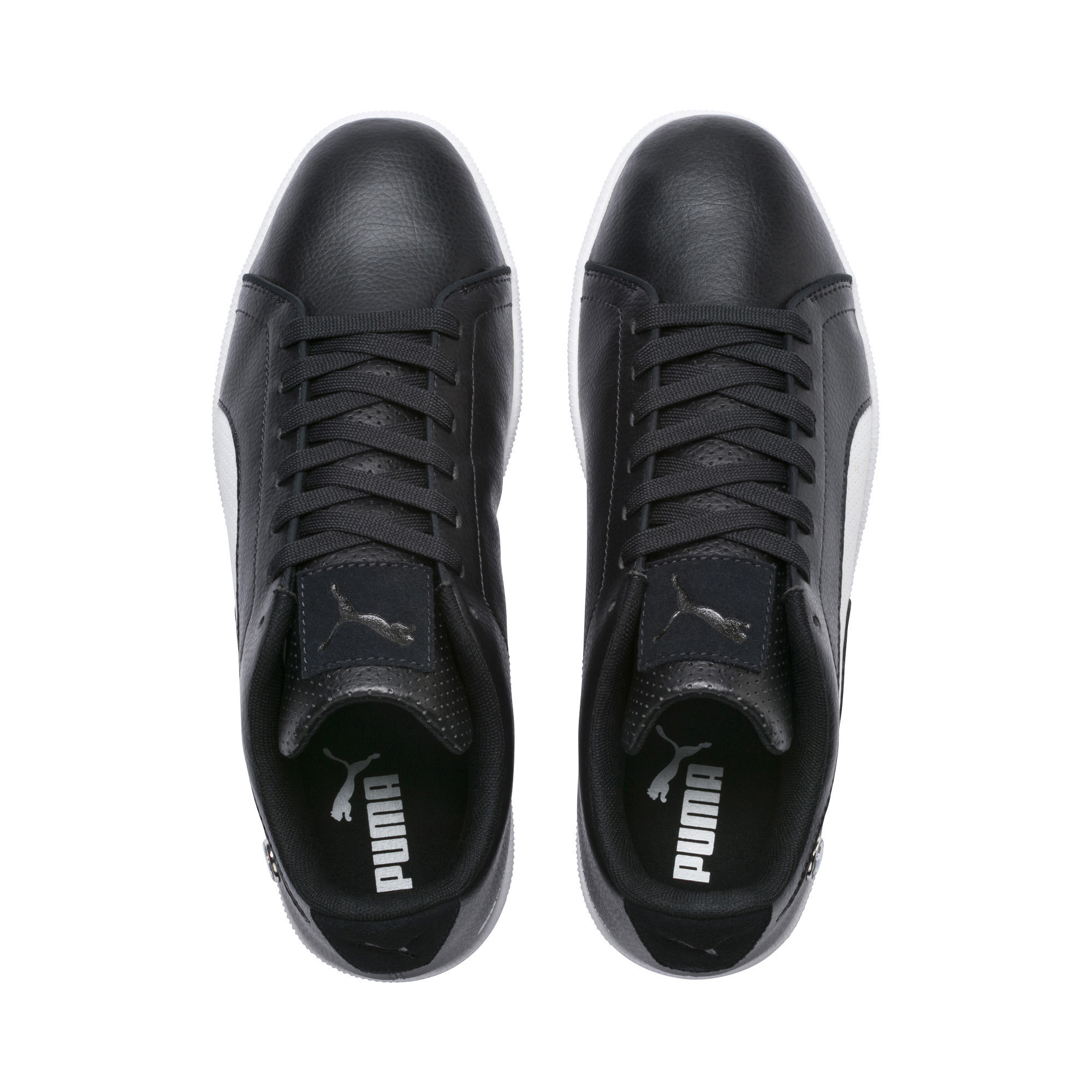 PUMA-BMW-M-Motorsport-Court-Perf-Sneaker-Maenner-Schuhe-Neu Indexbild 19
