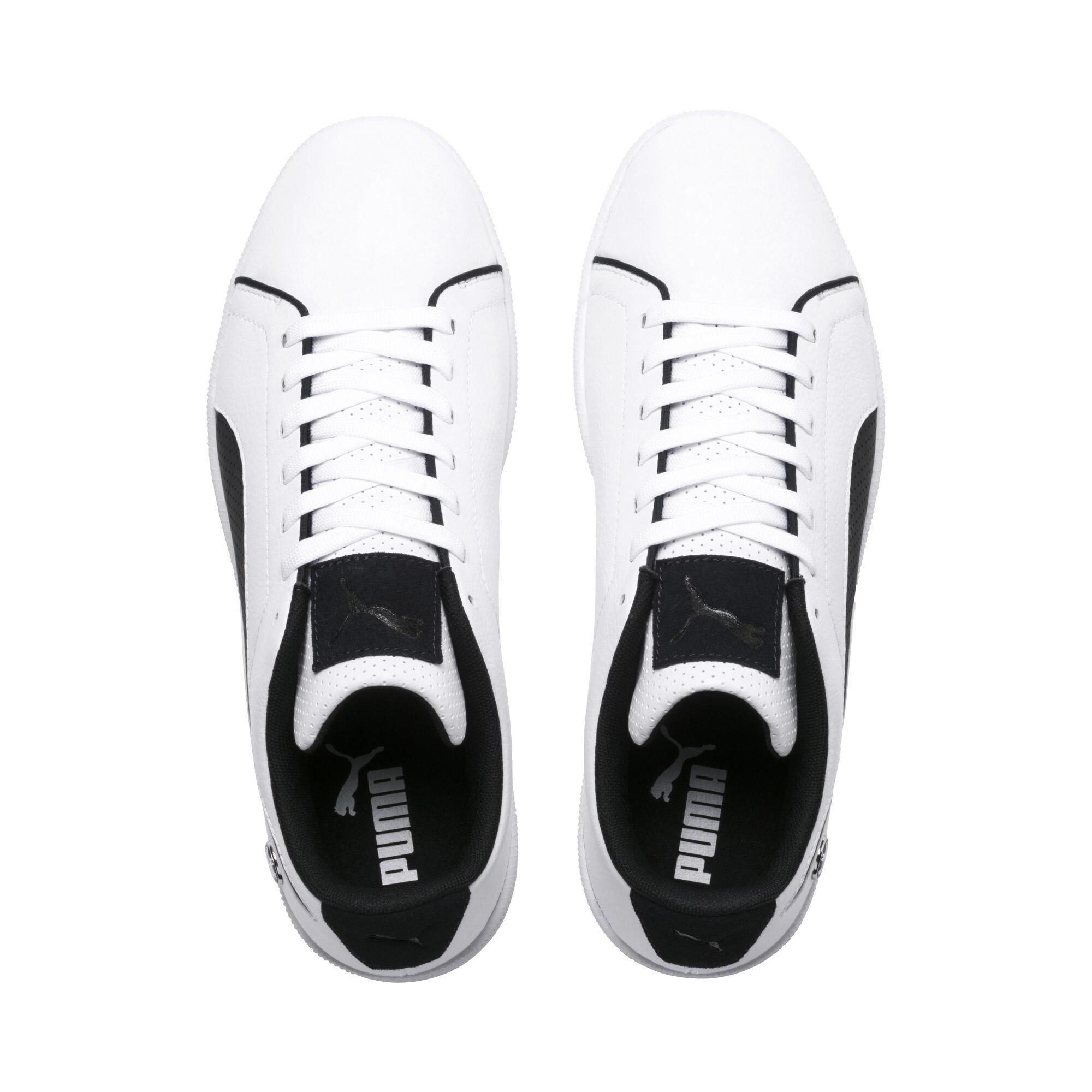 PUMA-BMW-M-Motorsport-Court-Perf-Sneaker-Maenner-Schuhe-Neu Indexbild 13