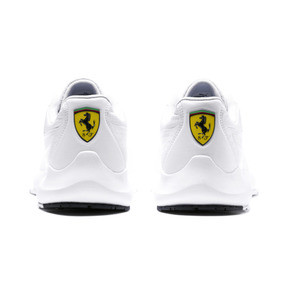 Thumbnail 4 of Scuderia Ferrari Evo Cat II Sneakers, Puma White-Puma White, medium