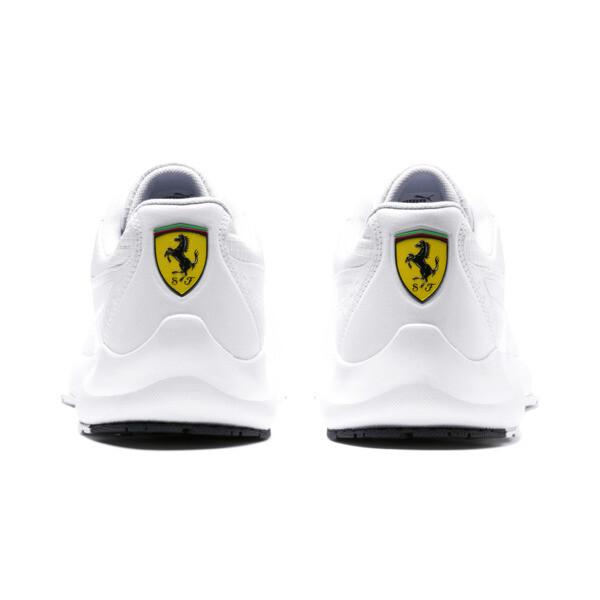 Scuderia Ferrari Evo Cat II Sneakers, Puma White-Puma White, large