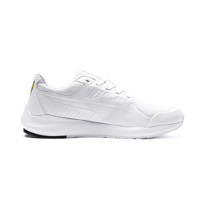 Thumbnail 5 of Scuderia Ferrari Evo Cat II Sneakers, Puma White-Puma White, medium
