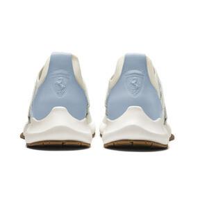 Thumbnail 4 of Ferrari Evo Cat ll Sock Trainers, Whisper White-Blue Fog-Wht, medium