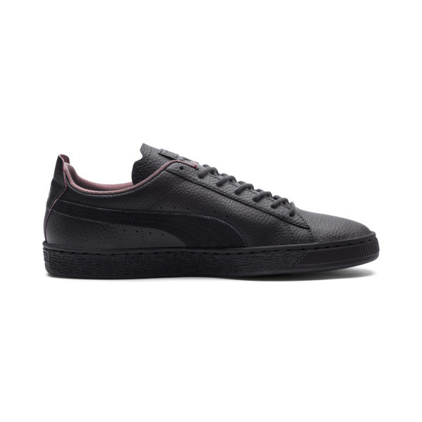 Scuderia Ferrari Basket Sneakers, MoonlessNight-MoonlessNight, large