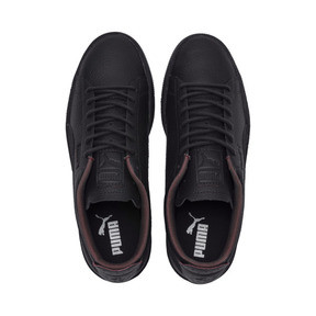 Thumbnail 6 of Scuderia Ferrari Basket Sneakers, MoonlessNight-MoonlessNight, medium