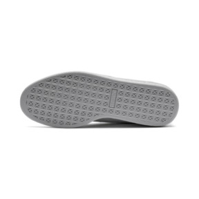 Thumbnail 3 of Scuderia Ferrari Basket Sneakers, Puma White-Glacier Gray, medium