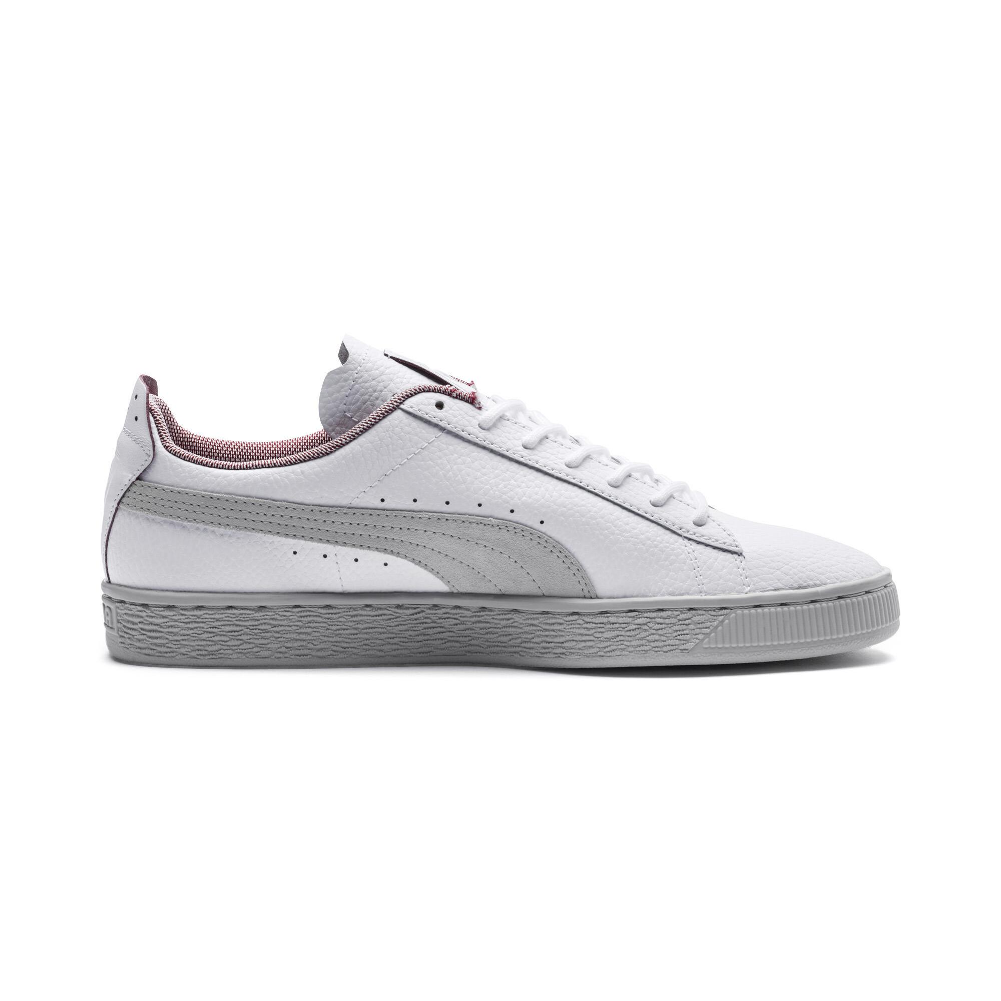 Details about PUMA Scuderia Ferrari Basket Sneakers Men Shoe Auto