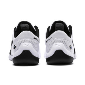 Thumbnail 3 of BMW M Motorsport Kart Cat III Shoes, Puma White-Anthracite, medium