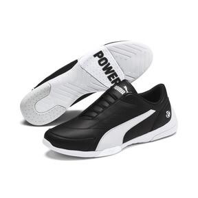 Thumbnail 3 of BMW M Motorsport Kart Cat III Shoes, Puma Black-Gray Violet, medium