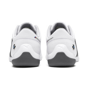 Thumbnail 4 of BMW M Motorsport Kart Cat III Sneaker, Puma White-Smoked Pearl, medium