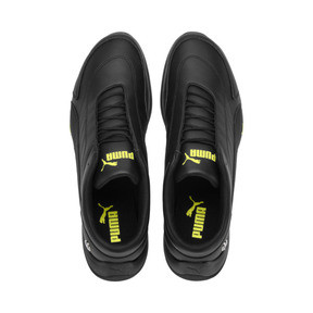 Thumbnail 7 of BMW M Motorsport Kart Cat III Trainers, Puma Black-Fizzy Yellow, medium